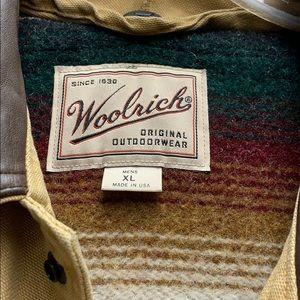 Woolrich Jackets & Coats - Vintage Woolrich Work Coat shows wear